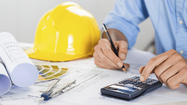 easy to use construction estimating software price a job